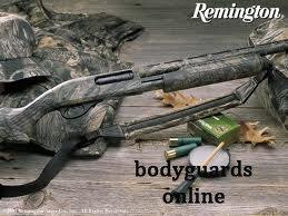 Гвинтівка Remington model 7600 (США) від поліцейського до цивільного варіанта