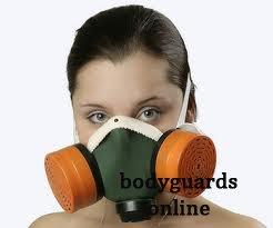 Вибираємо засоби індивідуального захисту органів дихання (протигази)