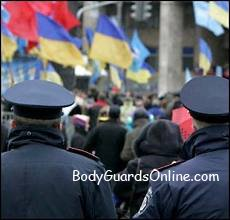 Тактичні прийоми по забезпеченню безпеки клієнта та громадського порядку при проведенні заходів на вулиці