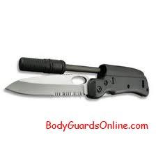Думки вголос про ножі для екстремального відпочинку