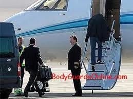 Здійснення заходів безпеки в літаку