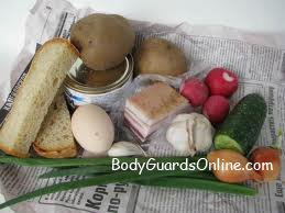 Формування аварійного харчового раціону