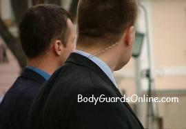 Обов'язки забезпечення договірного режиму охорони тілоохоронця