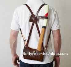 Тактичне обладнання для прихованого носіння зброї та спецзасобів.