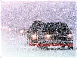Зимове водіння: набір хороших порад