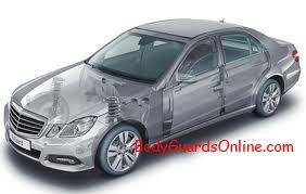 Вибір і зміцнення автомобіля клієнта.