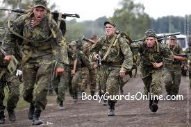 Специфіка тренування спецназу ГРУ