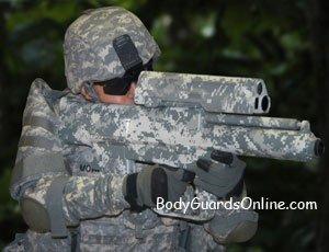 Американські гвинтівки XM25. Нова інтелектуальна зброя США  - вже поставляється до Афганістану.