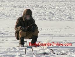 Зимова ловля в екстремальних умовах