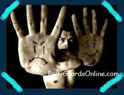 Значення міміки, жестів, поз в роботі охоронця