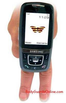 Одна із сучасних систем для охорони майна - сигналізація на телефон