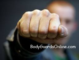 Тактичний підхід до ведення бою тілоохоронцем.