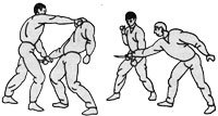 Практичні поради охоронцеві як діяти голими руками проти ножа
