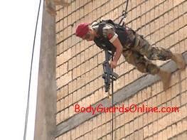 Арабський спецназ. Показові заняття (фото добірка).
