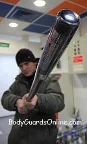 Для тілоохоронця, як зброя, може бути використано все ,що потрапить підруку в бою.