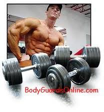 Чудова вісімка золотих правил правильного тренування м'язів.