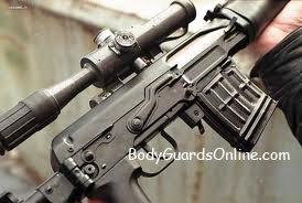 Снайперська зброя в житті тілоохоронця