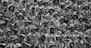 Фотопідбірка: Учень китайського спецназу.