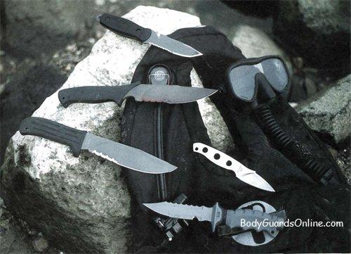 Как сделать Нож с креплением на руку