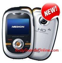 Надійна кишенькова відеокамера Medion S4700