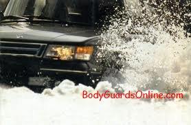 Особливості управління автомобіля взимку.