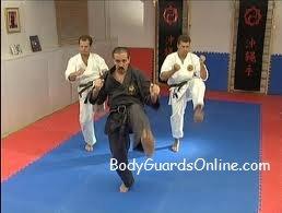 Дзьосинмон-шорінрю - «Функціональна гімнастика», основи підготовки до реального бою - це метод тренувань офіцерів КДБ.