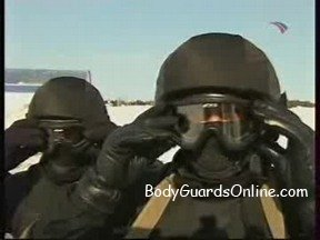 Підвищення швидкості дії і ефективності бойової групи малого складу - виховання групових бойових рефлексів.