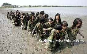 В Кореї діточок інакше виховують ...