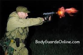 Перебуваючи на лінії вогню -  право останнього пострілу.