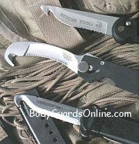 Ножі, які мають спеціальні або додаткові функції.