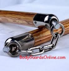 Холодна зброя дроб`ячої дії - Нунчаку (Nunchaku).