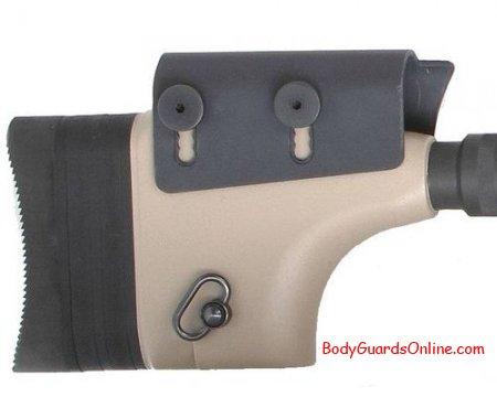 Скоро світ побачить нову крупнокаліберну снайперську гвинтівку SIG50