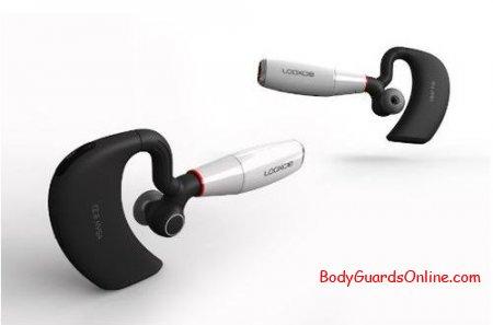 Bluetooth-гарнітура з відеокамерою від Looxcie (ВІДЕО)
