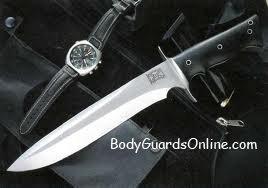 Тактичні бойові ножі.
