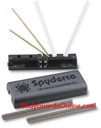 Точилка Spyderco: її функціональність у світлі заточення ножів. (ВІДЕО)