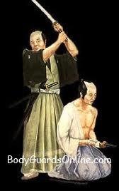 Харакірі, сеппуку - традиції самураїв.