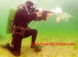 Особиста зброя бойового плавця. Автомат Підводний Спеціальний (АПС)