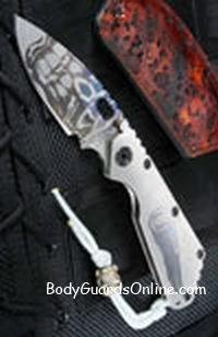 """Титановий ніж """"Strider Knives Starlingear"""" за смішною ціною?"""