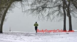 Сім порад з приводу бігу взимку.