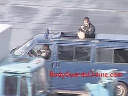 Тактичні дії при охороні високопоставлених осіб і VIP персон.