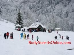 Розпорядок дня зимового походу по Карпатах.