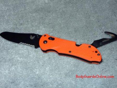 Новинка від Benchmade -  ніж, створений у 2011р.