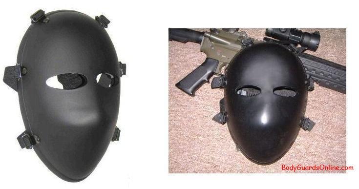 Куленепробивна тактична маска для обличчя NIJ IIA » Телохранитель ... b7275bfa0590e