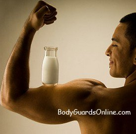 Користь і шкідливість молока для спортивних хлопців