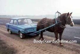 Дюжина гріхів, по відношенню до свого автомобіля.