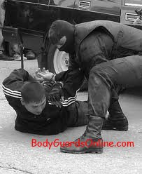 Властивості підготовки терористичного акту проти особи, що охороняється.