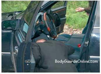 Вибухові пристрої в роботі охоронця, ознаки і методи їх виявлення.