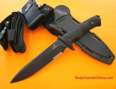 Новий тактичний ніж від Gerber LHR Combat