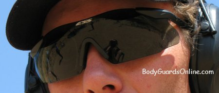 Стрілецькі очки (кілька розумних думок). А також випробування на полігоні тактичних очок.