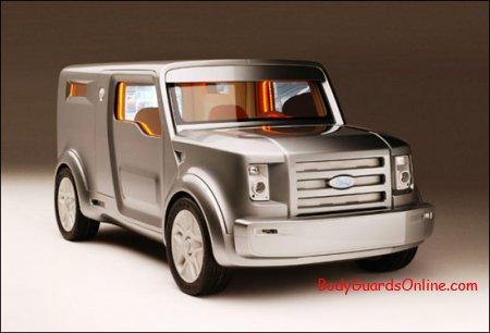 Бронеавтомобілі для інкасації - характеристики та вимоги